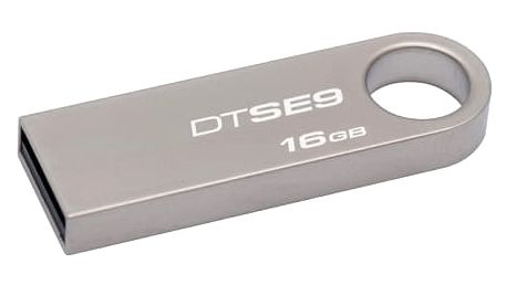 USB Flash Kingston 16GB (DTSE9H/16GB) kovový