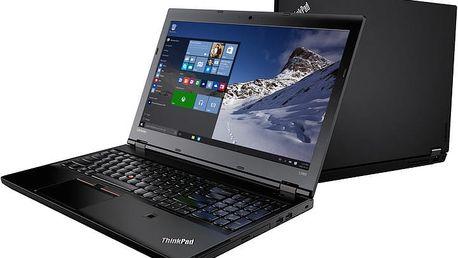 Lenovo ThinkPad L560, černá - 20F10029MC