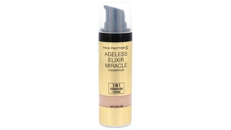Max Factor Ageless Elixir 2in1 Foundation + Serum SPF15 30 ml makeup pro ženy 50 Natural