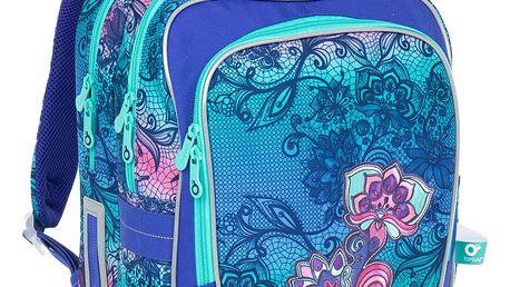 Školní batoh Topgal CHI 786 I - Violet