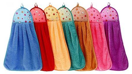 Barevný ručník na ruce Fruity