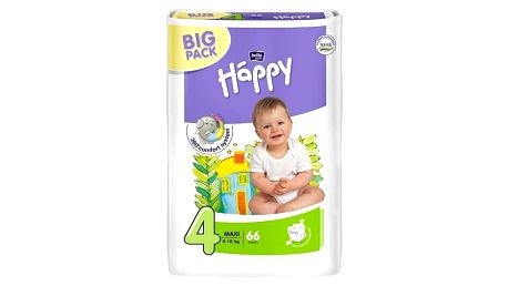 Plenky Bella Baby Happy Maxi Big Pack 66 ks