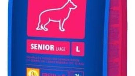 Granule Brit Premium Dog Senior L 15 kg + Doprava zdarma