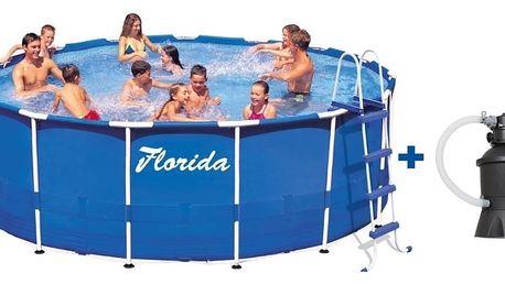 Marimex Bazén Florida 3,66x0,76 m s pískovou filtrací ProStar 2 - 10340171