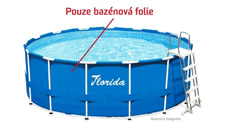 Marimex Folie bazénu Florida 3,66x0,99 m. - 10340063