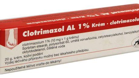 Clotrimazol AL 1% drm.crm.1x50g