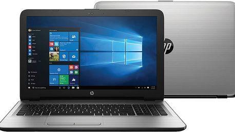 HP 250 G5, stříbrná - X0Q26ES