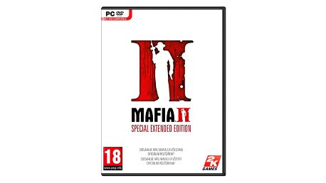Mafia II - Special Extended Edition - PC - 8595071033191