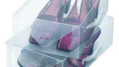 Sada 2 malých boxů na obuv Ordinett