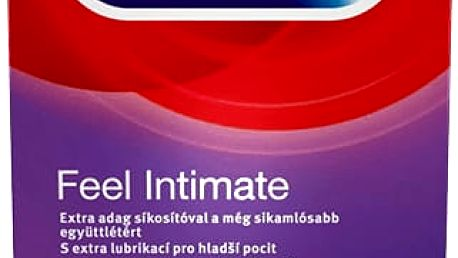 DUREX Feel Intimate (12 ks) - kondomy