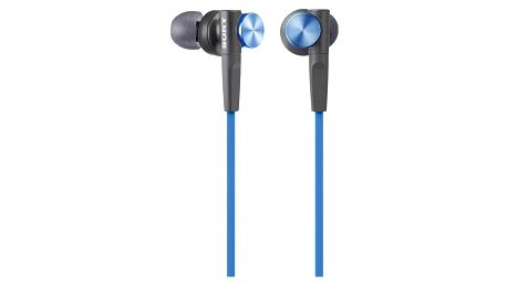 Sony MDR-XB50, modrá - MDRXB50L.AE