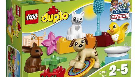 LEGO® DUPLO® 10838 Domácí mazlíčci