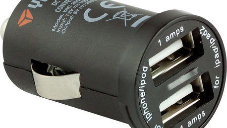 YENKEE YAC 2002 USB Autonabíječka 2000mA - 30012077