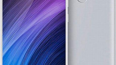 Xiaomi RedMi 4 - 16GB, stříbrná
