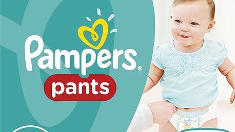 PAMPERS Pants 3 (6-11 kg) 60 ks Jumbo Pack – plenkové kalhotky