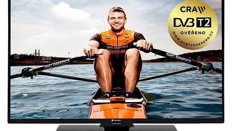 Televize GoGEN TVH 32N625T černá