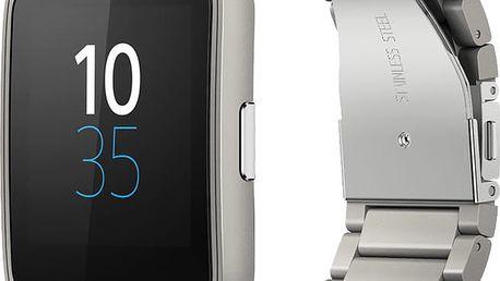 Sony SmartWatch SW3 (SWR50), kovová - 1287-4374