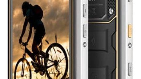 Mobilní telefon iGET BV6000s (84000135) černý