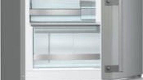 Kombinace chladničky s mrazničkou Gorenje Essential RK 6192 LX nerez
