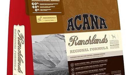 Granule Acana Dog Ranchlands 13 kg + Doprava zdarma