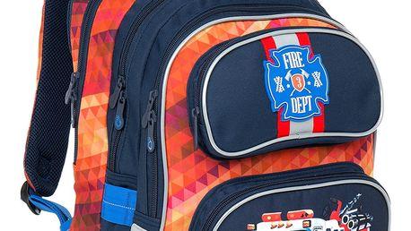 Školní batoh Topgal CHI 793 G - Red