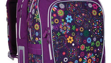 Školní batoh Topgal CHI 738 I - Purple