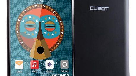 CUBOT Note S - 16GB, černá - PH2482