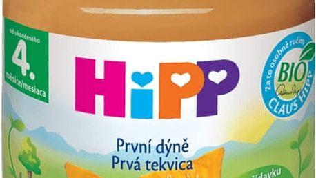 HIPP BIO První dýně (125 g) - zeleninový příkrm