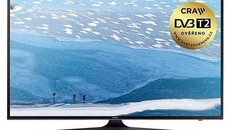 Televize Samsung UE60KU6072 černá + Doprava zdarma