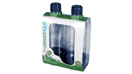 Láhev SodaStream 1l GREY/Duo Pack
