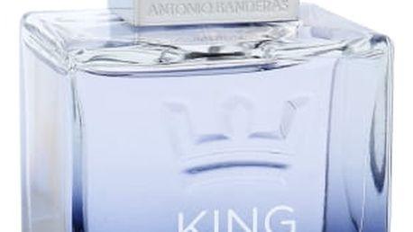 Antonio Banderas King of Seduction 100 ml toaletní voda poškozená krabička pro muže