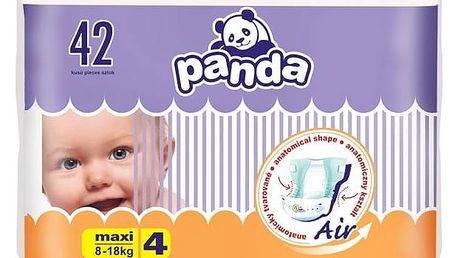 Plenky Panda Maxi 42 ks