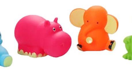 BABY ONO Hračky do koupele 4 ks