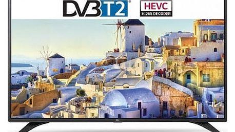 Televize LG 32LH530V černá