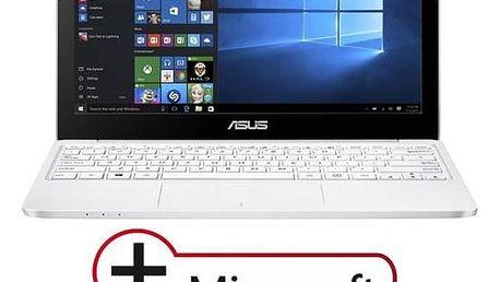Notebook Asus Eeebook E200HA-FD0005TS (E200HA-FD0005TS) bílý Software F-Secure SAFE 6 měsíců pro 3 zařízení (zdarma) + Doprava zdarma