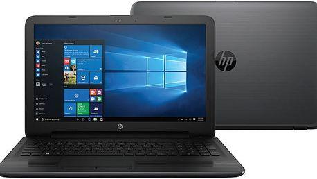 HP 250 G5, černá - W4N38EA