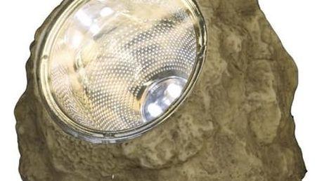 Venkovní solárnní LED světlo Stone