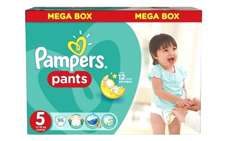 Pampers Mega Box vel. 5, 96ks