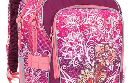 Školní batoh Topgal CHI 863 H - Pink
