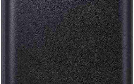 Samsung flip. pouzdro s kapsou pro Galaxy J5 2016,Black - EF-WJ510PBEGWW
