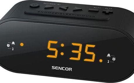 SENCOR SRC 1100 B RADIOBUDÍK
