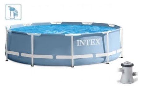 Intex Bazén Metall-Frame Set 4,57x1,07 m