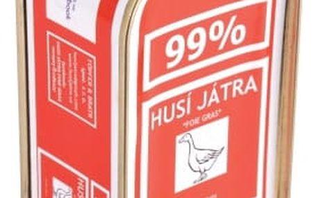 Foie Gras 99% husí játra 100 g