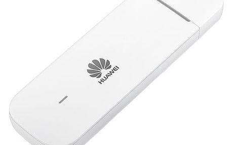 Huawei E3372h USB modem 4G LTE, T-mobile, bílý - 72270 + T-mobile Twist Online Internet, SIMka / microSIMka s kreditem 200 Kč
