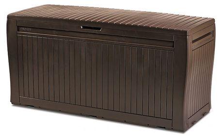 Box Comfy, 270L (hnědá)