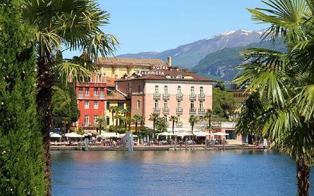 Itálie - Lago di Garda na 8 dní, plná penze, polopenze nebo snídaně s dopravou vlastní