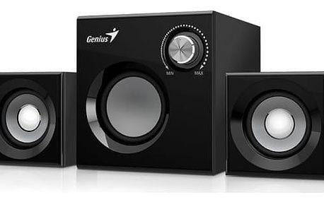 Genius SW-2.1 370 černé (31731067100)