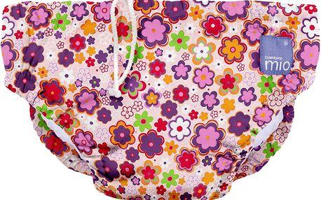 BAMBINO MIO Kalhotková koupací plena Ditzy Floral vel.XL (12-15kg) (12-15kg)