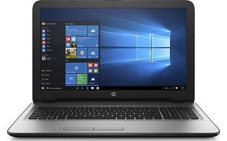 Notebook HP 250 G5 ( X0P52ES#BCM) stříbrný Software F-Secure SAFE 6 měsíců pro 3 zařízení (zdarma) + Doprava zdarma