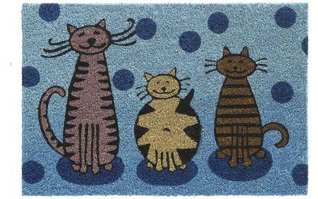 Rohožka Hamat Cats, 40x60cm